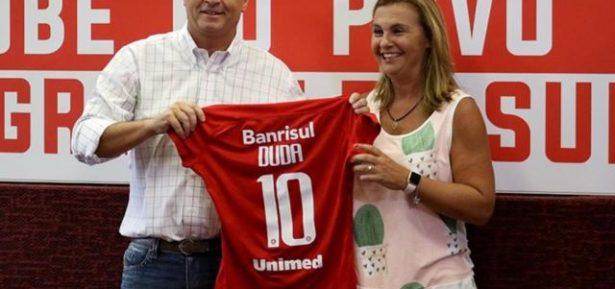 Duda Inter Futebol Feminino