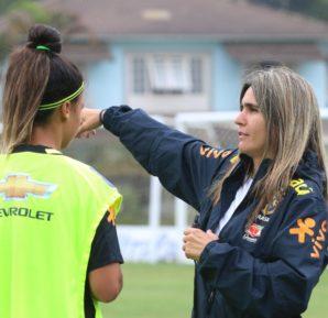 Crédito da foto: Kin Saito/ Confederação Brasileira de Futebol (CBF)