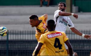 Fluminense x Madureira