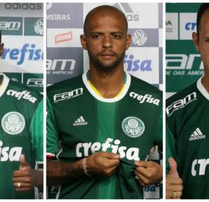 Foto: Montagem/César Greco/Palmeiras