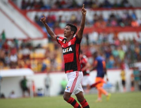 Flamengo 1 x 0 América-MG
