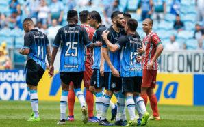 Novo Hamburgo x Grêmio