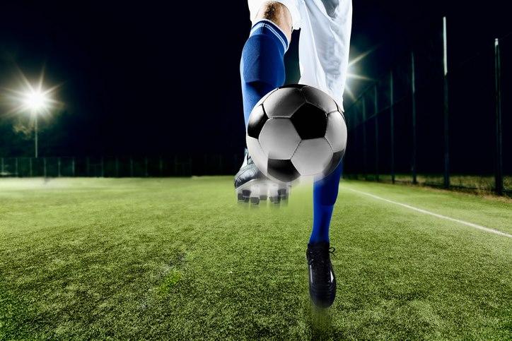 Drible ou finta no Futebol