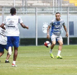 Grêmio treino