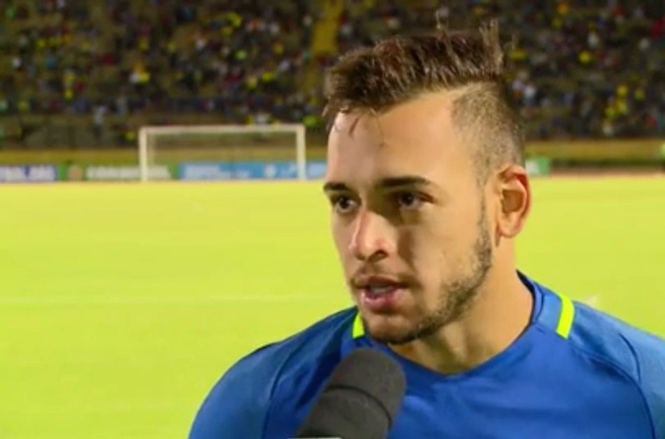 Seleção Brasileira empata sem gols com a Colômbia