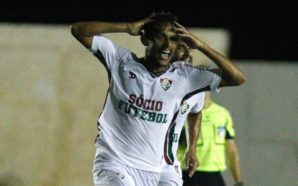 Gustavo Scarpa do Fluminense