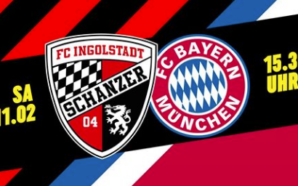 Ingolstadt x Bayern de Munique