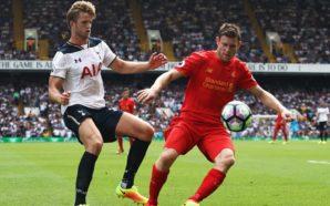 Liverpool x Tottenham