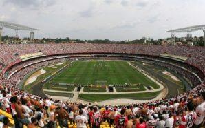 Estádio Morumbi São Paulo x Mirassol