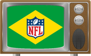 Primórdios da NFL na TV Brasileira