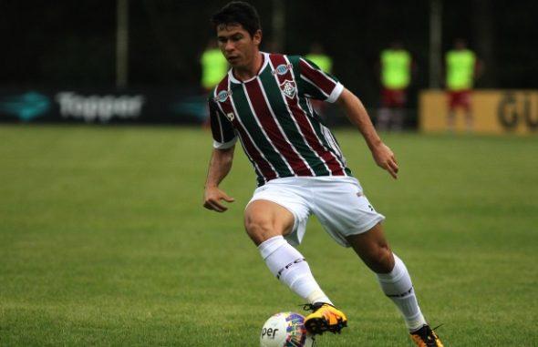 Nelson Perez/Fluminense/ Divulgação