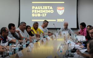 Paulista Feminino Sub-17