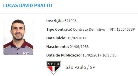 Pratto São Paulo
