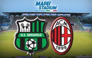 Sassuolo x Milan