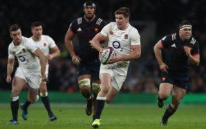 Reprodução/Facebook England Rugby