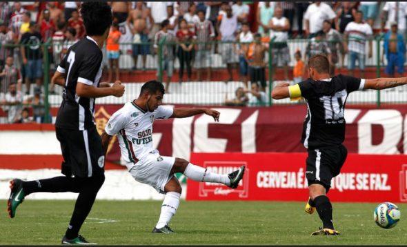 Classificação do Fluminense