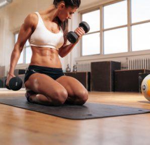 Treinamento de hipertrofia para mulheres