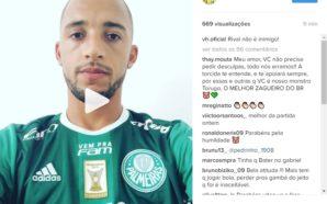 Vitor Hugo Palmeiras