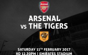 Arsenal x Hull City