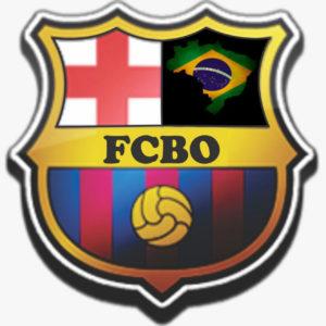 Escudo do Futebol Clube Barcelona de Osasco (Divulgação)