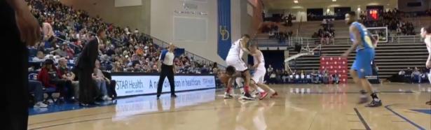 Basquete: Nos EUA, Nate Robinson passa literalmente por baixo de adversário; assista