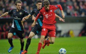 Bayern x Arsenal