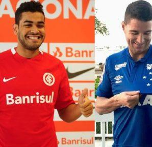 Créditos: globoesporte.com e internacional.com.br