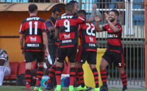 Flamengo x San Lorenzo