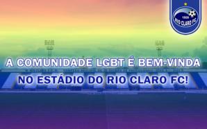 Crédito: Foto: Facebook Rio Claro FC/ Reprodução