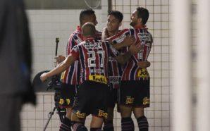 Reprodução/Facebook São Paulo Futebol Clube