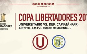 Universitario x Deportivo Capiatá
