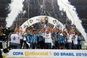 Reprodução: Facebook Oficial do Grêmio