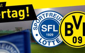 Lotte x Borussia Dortmund