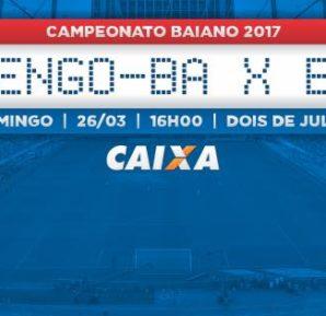 Flamengo de Guanambi x Bahia