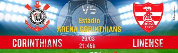 Corinthians x Linense