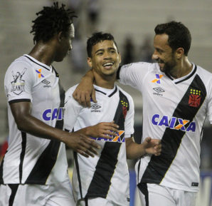 Paulo Fernandes/Vasco/Divulgação
