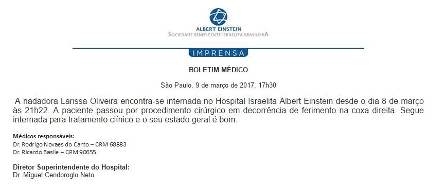 Foto: Divulgação/Hospital Israelita Albert Einstein