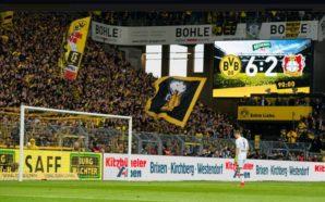 Borussia Dortmund 6 x 2 Bayer Leverkusen