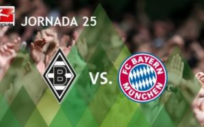 Borussia M'Gladbach x Bayern de Munique