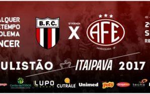 Botafogo-SP x Ferroviária