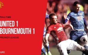 Manchester United x Bournemouth