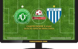 Chapecoense x Avaí