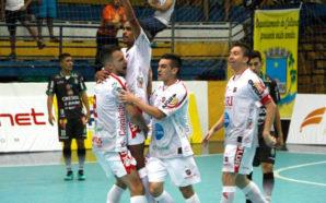 Crédito da imagem: site oficial/ Assessoria de Comunicação do Atlântico Futsal
