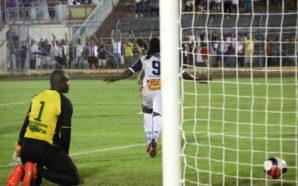 Leandro Love fez o segundo gol e garantiu a vitória do Penapolense (Foto: Silas Reche/CA Penapolense)