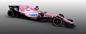 Twitter Oficial da Force India