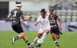 Santos x Corinthians futebol feminino
