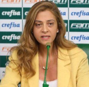 Vasco - Leila Pereira - Palmeiras