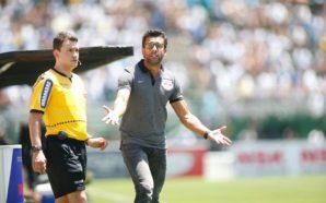 Ex-Palmeiras, Alberto Valentim reencontrará clube