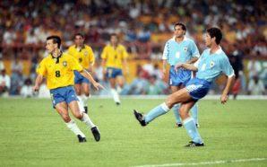 Uruguai x Brasil