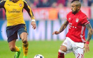 Arsenal x Bayern